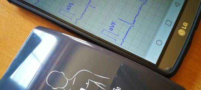 PRZENOŚNY REJESTRATOR EKG